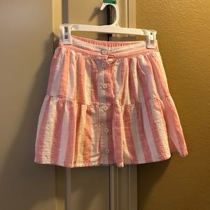 Gap little girl skirt